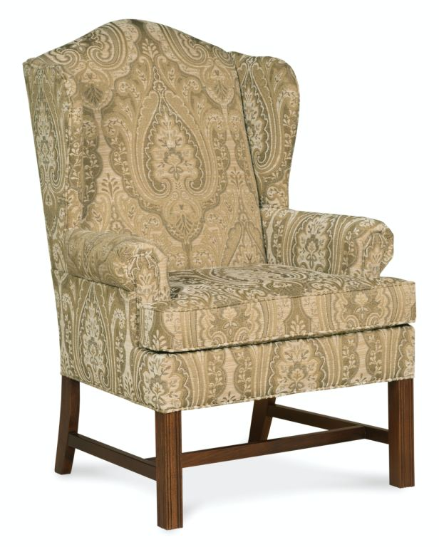 Fairfield Chairs Fairfield Chair Company Living Room Bainbridge Wing Chair