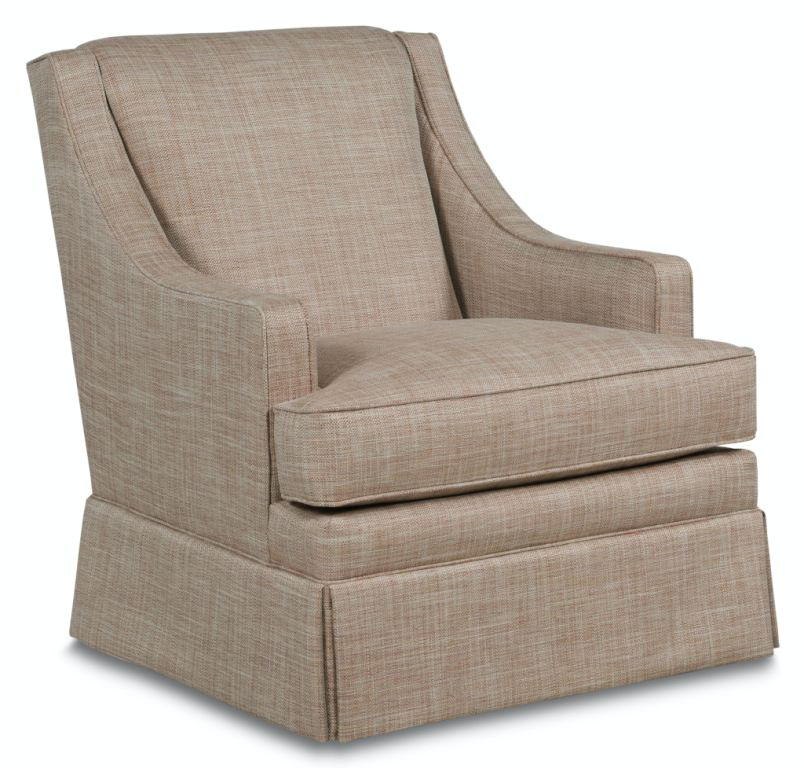 Fairfield Chairs Fairfield Chair Company Living Room Seymour Swivel Glider