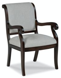 Fairfield Chair Company Living Room Derry Occasional Chair ...