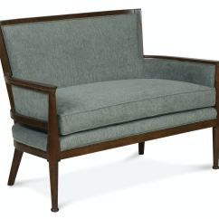 Fairfield Chair Company Reviews Lazy Boy Winston Big And Tall Office Living Room Pierce Settee 8337 40 Shumake