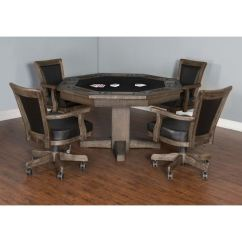 Game Room Chair Lee Industries Chairs Swivel Sunny Designs Bar And Tobacco Leaf