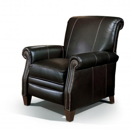 press back chair la z boy swivel smith brothers living room reclining 704