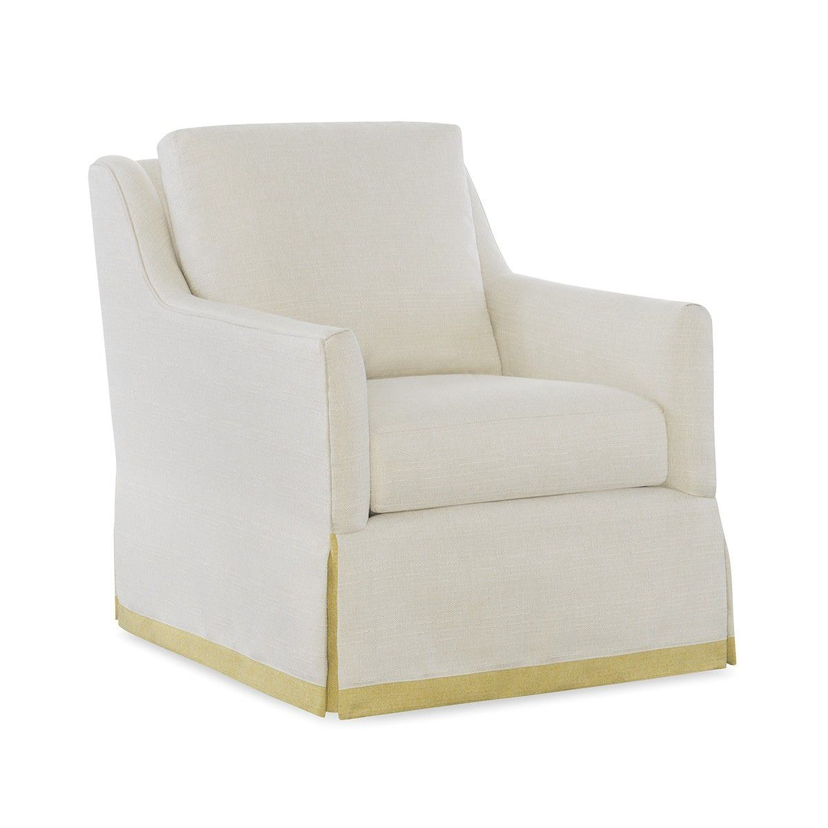 swivel chair in living room office without wheels cr laine 2586 05sw bacons furniture at