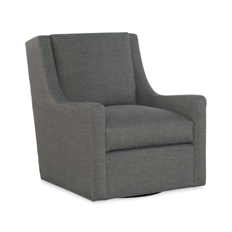 Chair King Houston Jessica Charles Living Room Mia Swivel Chair 152 S