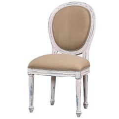 Tulip Dining Room Chairs Chair Leg Covers Canadian Tire Bramble Without Flutted