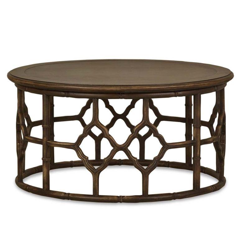 Bramble Living Room Chinois Coffee Table 26770 High