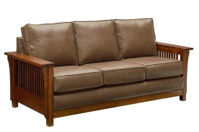 empire furniture sofa big back pillows borkholder living room bungalow genesis leather 13 2302lea at lenoir