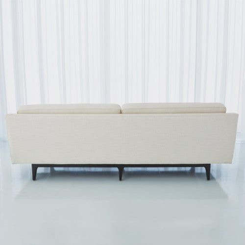 crescent sofa leather fabric and corner global views living room avada ivory 2613