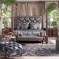 Marge Carson Chairs 3 In 1 High Chair Living Room Lexi Chaise Lex44 Mcelherans