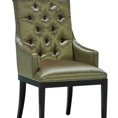 Marge Carson Chairs P Kolino Table And Dining Room Mulholland Arm Chair Mul46