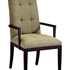 Marge Carson Chairs Small Apartment Dining Table And Room Silverlake Arm Chair Svl46