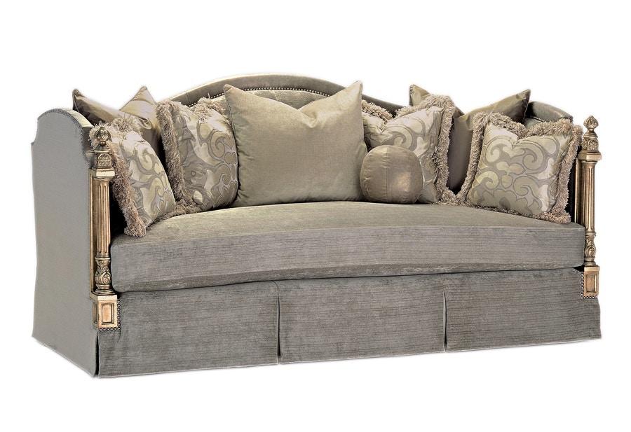 sofa at courts addison ashley furniture marge carson living room trianon court trc43 imi