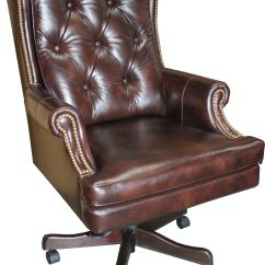 Desk Chair Home Office Western Services Pty Ltd Parker Living Leather Dc 112 Ha Wholesale At Furniture