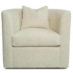 Swivel Chairs Living Room Reclaimed Wood Rc Furniture Lenny Shearling Chair Greenbaum At Home Furnishings