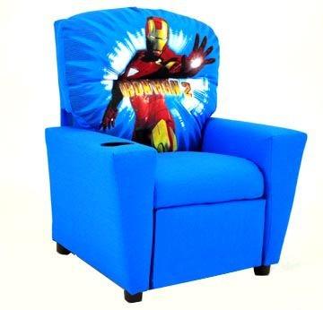 john deere office chair comfy rocking kidz world furniture youth iron man recliner 1300