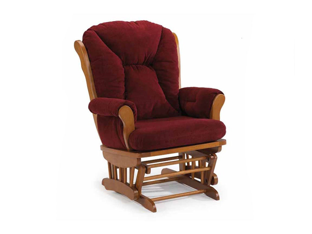 Storytime Chair Storytime Living Room Glide Rocker C4057 Gibson Furniture