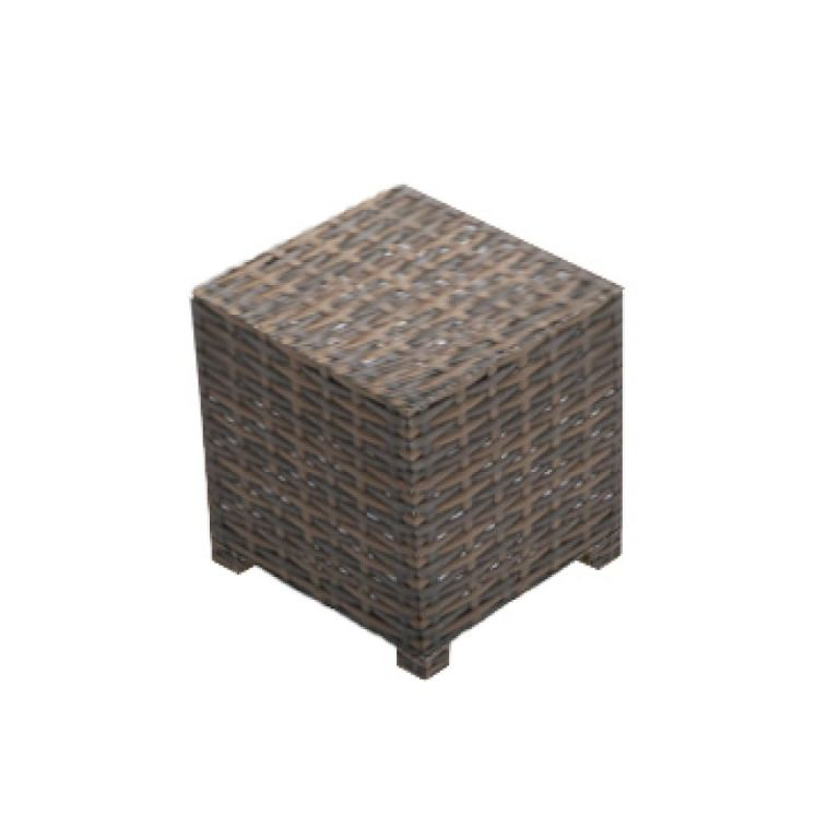 north cape outdoor patio end table