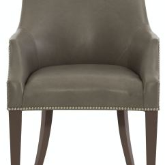 Bernhardt Brown Leather Club Chair Chairs For Small Spaces Interiors Dining Room 348 542l At Gorman S