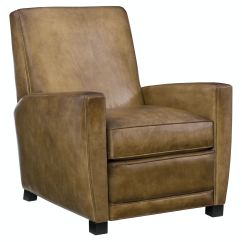 Bernhardt Brown Leather Club Chair Back Pain Office Cushion Furniture Priba And Interiors Greensboro Recliner 103rl