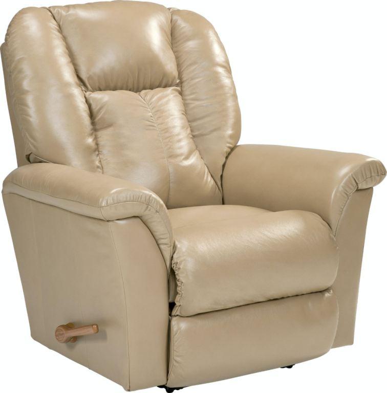 LaZBoy Living Room RECLINAROCKER Recliner 010709