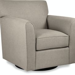 La Z Boy Swivel Chair Attachable High Living Room Premier Occasional