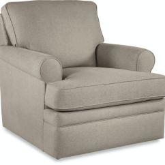 La Z Boy Swivel Chair Irest Massage Reviews Living Room Premier Occasional