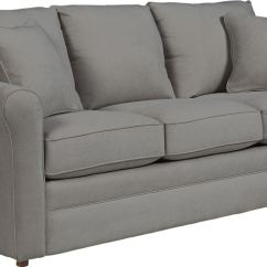Z Gallerie Bleeker Sofa Reviews Modern Leather Sleeper Sofas Living Room La Boy Premier Supreme Comfort Queen Sleep