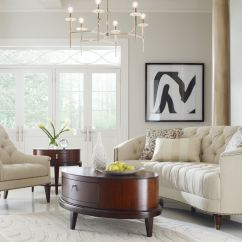 Schnadig Sofa 9090 Leather And Fabric In Same Room Living 9090-182-g   Hickory Furniture ...