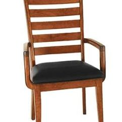 Shaker Ladder Back Chair Recycled Plastic Outdoor Rocking Chairs Ladderback Arm Vvo11321 Valley View Oak