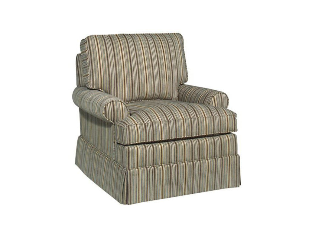 Cozy Chairs Cozy Life Living Room Swivel Glider Chair 015510sg