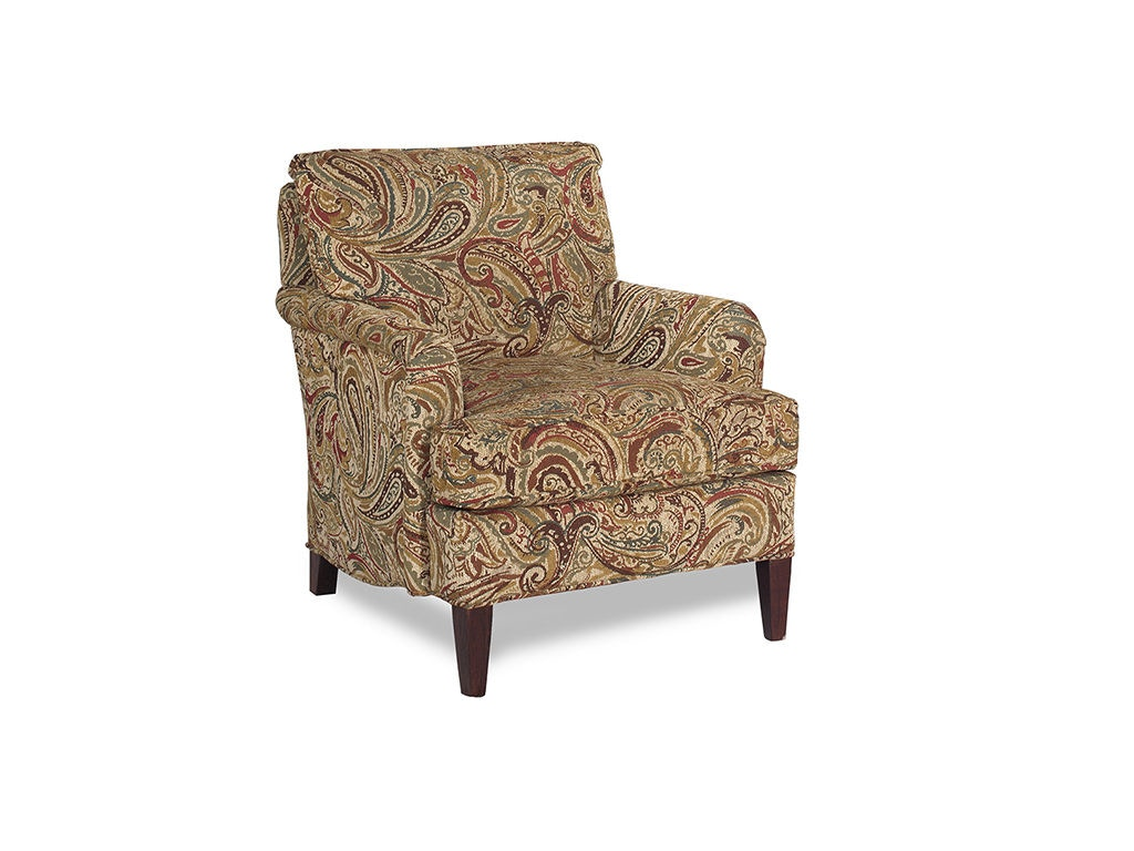 craftmaster chair and a half skirted parsons chairs dining room furniture living americana waterford ct 021910