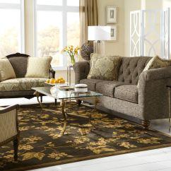 Craftmaster Living Room Furniture Modern Curtains Sofa 737750 Douds Plumville