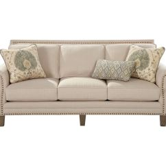 Craftmaster Living Room Furniture How To Decorate A With Red Brick Fireplace Sofa 747150 Hiddenite Nc