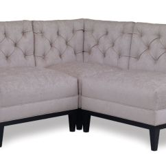 Hickory Chair Banquette Dutch Design Youtube Chaddock Kitchen Gatsby Tufted U1726 Furniture