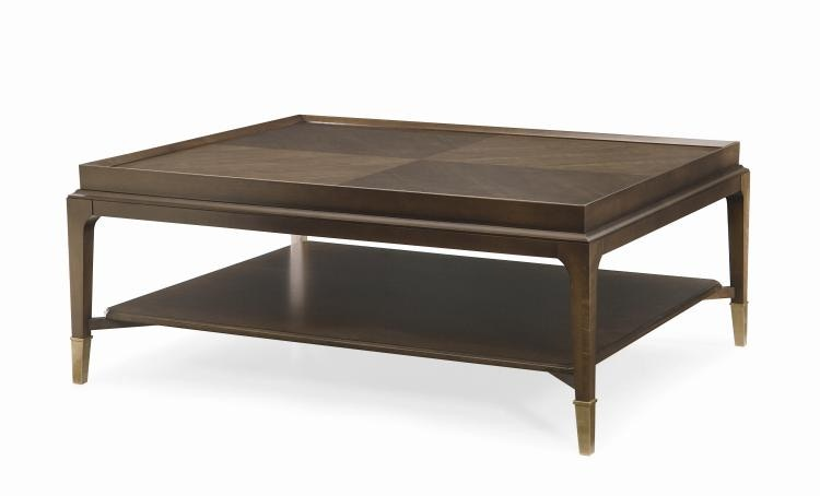 Century Furniture Living Room Cocktail Table 49h 601