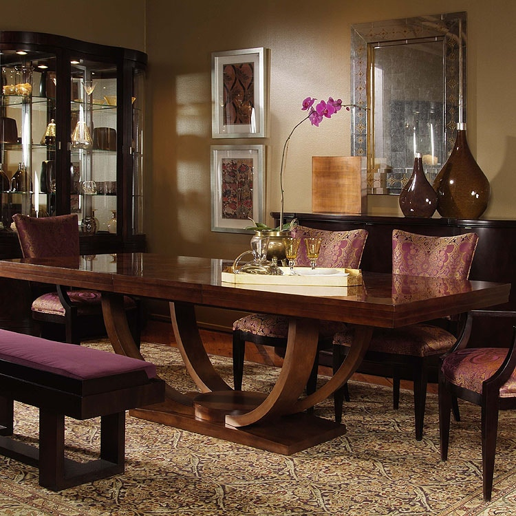 Century Furniture Dining Room Dining Table 55H302