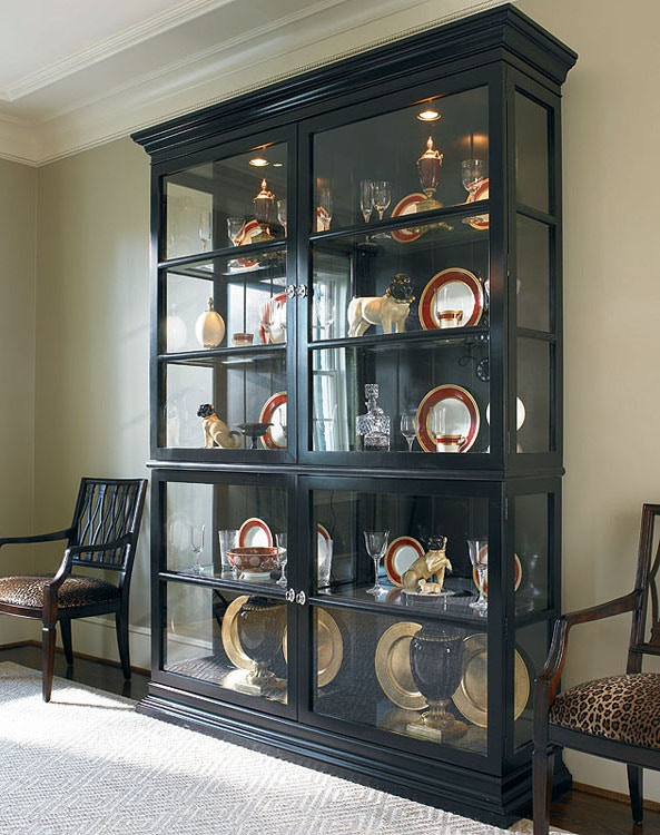 Century Furniture Living Room Display Cabinet 779423  Hickory Furniture Mart  Hickory NC