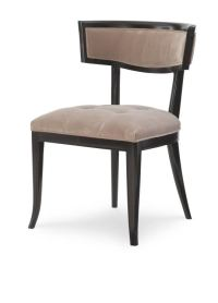 Curved Back Dining Chair CNT899521