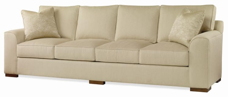 Century Furniture Living Room Cornerstone Large Sofa