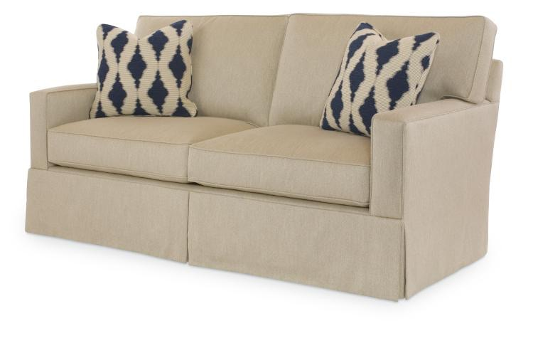 Century Furniture Living Room Cornerstone 80 Apt Sofa