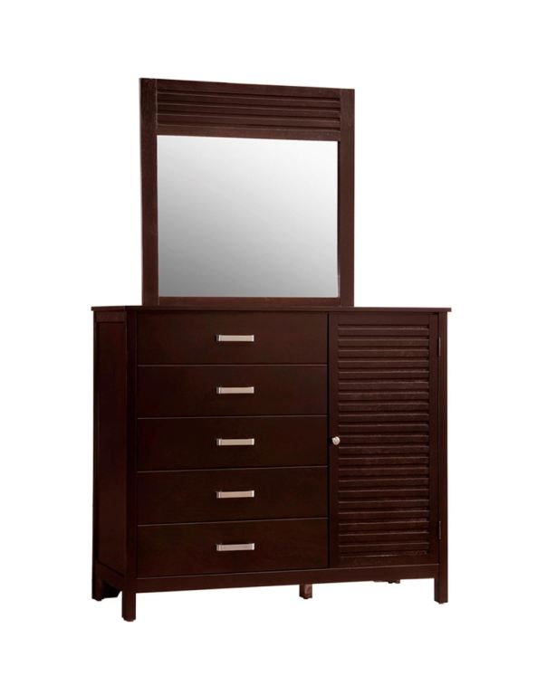 Dalton Bedroom Set : dalton, bedroom, Elements, International, Dalton, Bedroom, Mesquite,