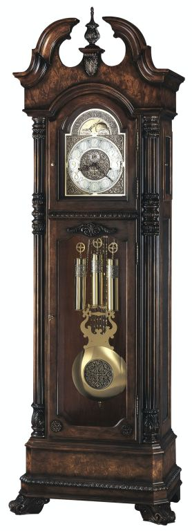 Howard Miller Accessories Reagan Floor Clock 610999