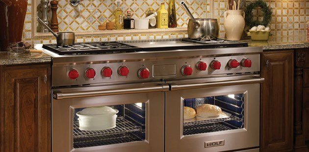 wolf kitchen ranges shelving for pantry 60 gas range w french top griddle df604gf at cricket s home furnishings