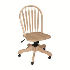 Desk Chair York Revolving For Sale John Thomas Home Office Windsor Arrowback 113d Smith Village Furniture Jacobus And Pa