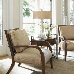 Tommy Bahama Living Room Art Painting Ideas Home Apollo Chair 1560 11 Custom