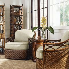 Tommy Bahama Living Room Large Furniture Small Home Diamond Cove Swivel Chair 1685 11sw