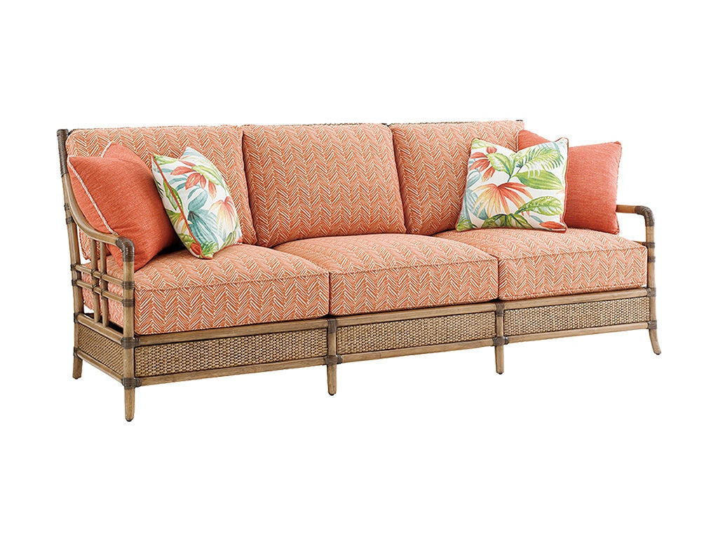 tommy bahama living room decorating ideas for rooms with gray walls home seagate sofa 1845 33 pala brothers