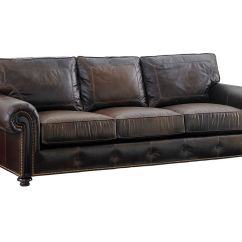 Miramar Leather Sofa Crosby World Market Tommy Bahama Home Living Room Riversdale 7998 33 01