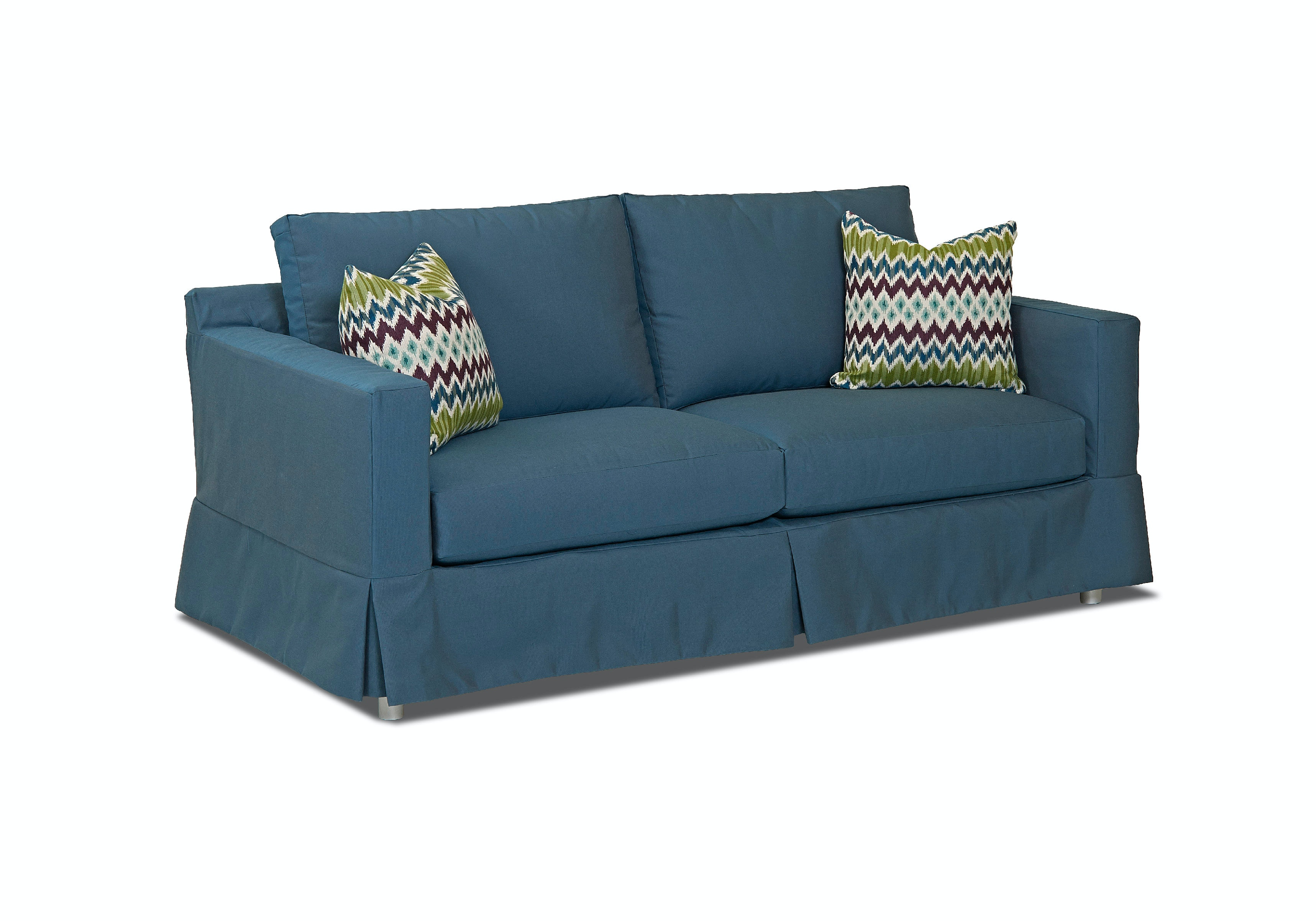 blue fl sofa council collection norwich klaussner outdoor outdoorpatio aspen w3385 s tuskers