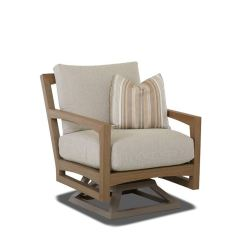 Klaussner Rocking Chair Swing Malaysia Outdoor Patio Delray Swivel W8502 Srkc